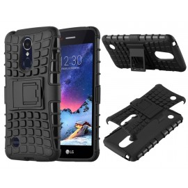 For LG K8 2017 M200N X240F / K / DS New Shock Proof Builder Stand Phone Case Cover